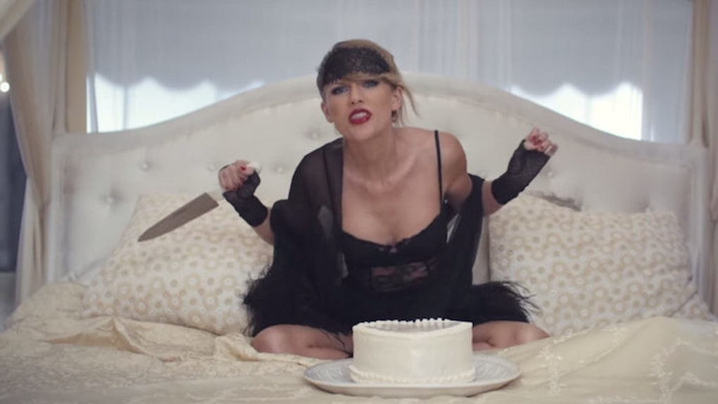 Which Taylor Swift Song Will Your Breakup Be Like? (Quiz)