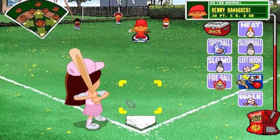Backyard Baseball Players these top 10 players from 'backyard baseball' will make you nostalgic af