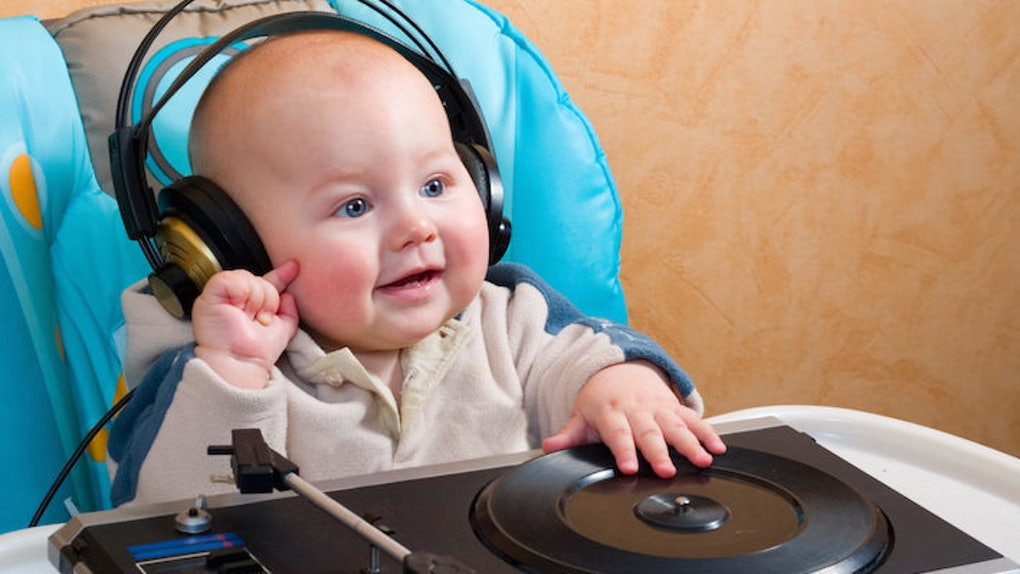 You Can Now Enroll Your Baby In DJ School To Become The Next