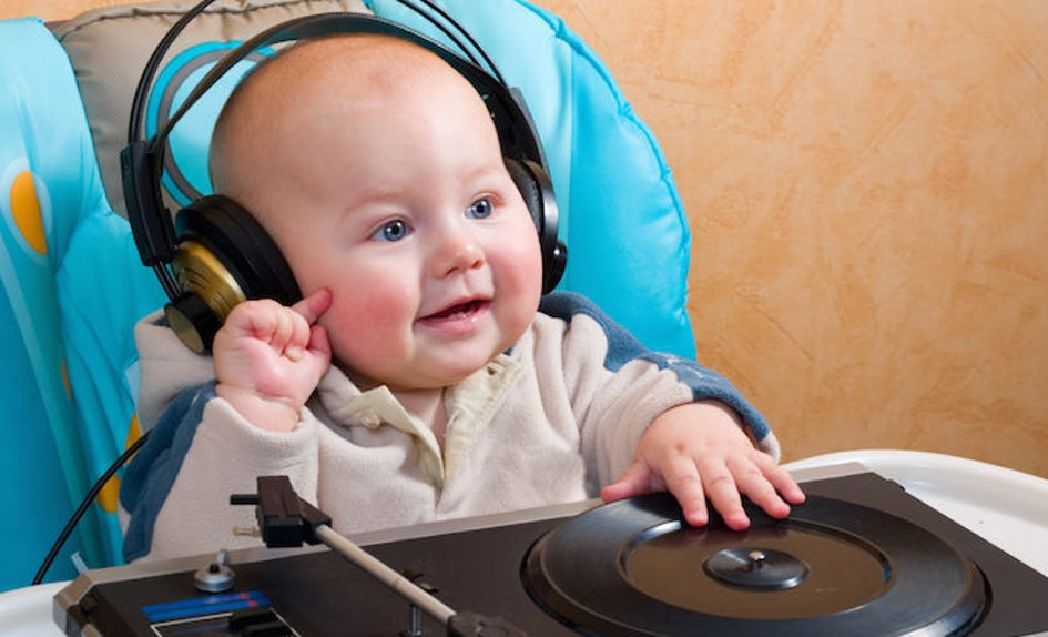 you can now enroll your baby in dj school to become the next calvin harris. Black Bedroom Furniture Sets. Home Design Ideas