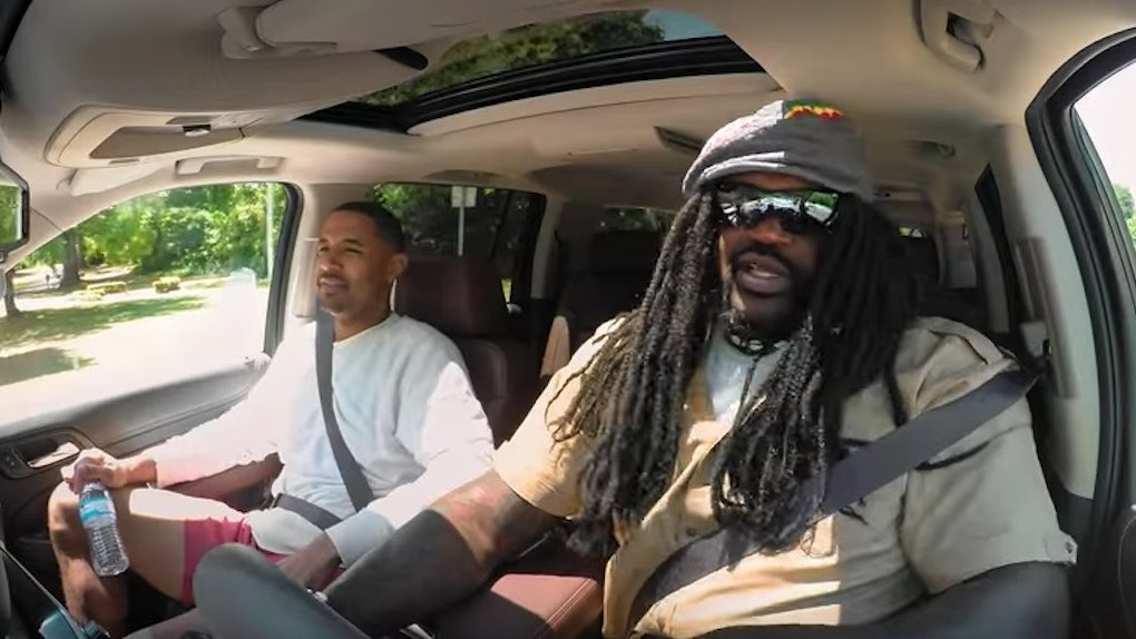 eb371170098 Shaq Pretended To Be A Lyft Driver And People Got So Confused
