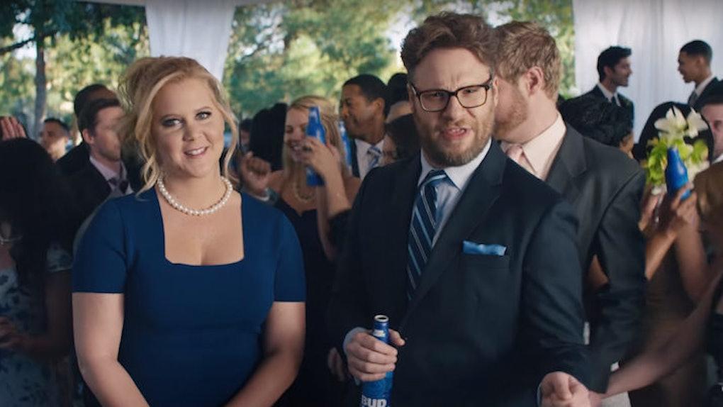 Bud Light S New Same Sex Celebrity Filled Wedding