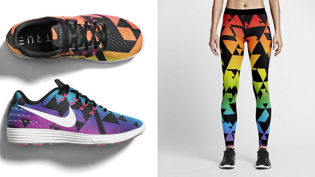 big sale fc03a f2c76 Nike Has An Entire Line Inspired By The LGBTQ+ Community And It s Dope