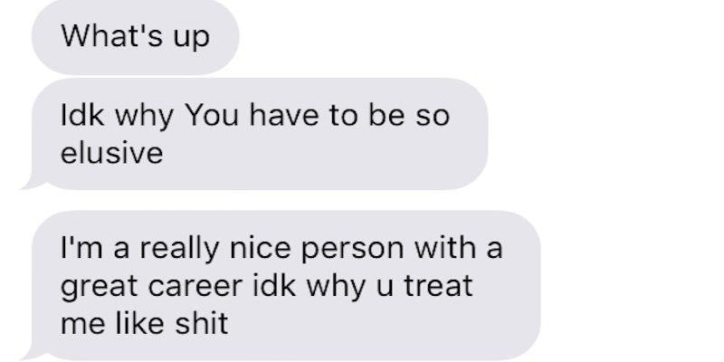 Ambivalent men dating
