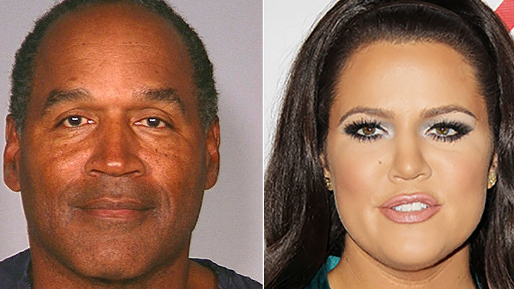 We Analyzed Khloé K's And OJ Simpson's Faces To Put Those