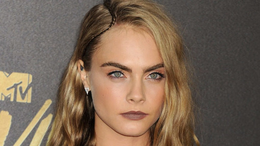 This Is How Everyone Around You Suddenly Has Eyebrows Like Cara