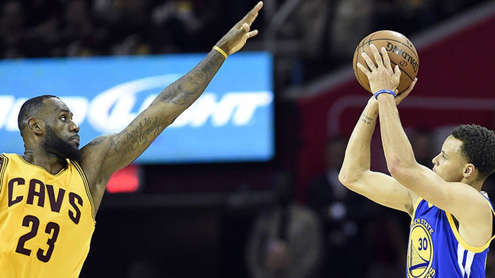 02ada68f444b Steph Curry And LeBron James Are More Alike Than You Think