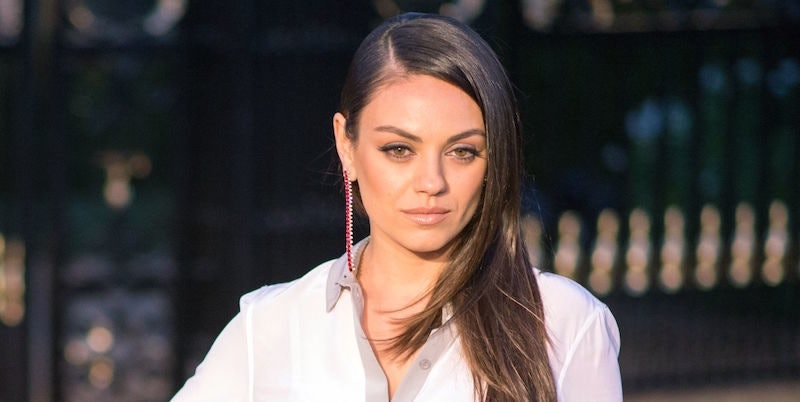 Mila Kunis Reveals Why She Doesnt Wear Engagement Ring
