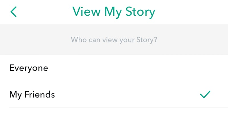 See my snapchats online