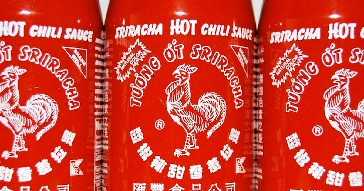 Sriracha Is Way More Unhealthy Than You