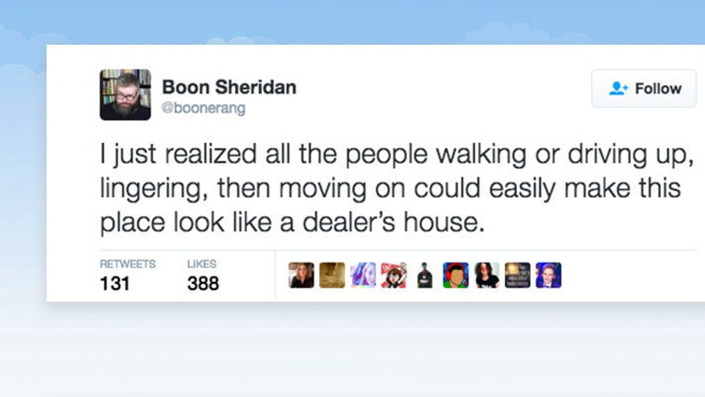 Guy Hilariously Tweets About His Home Being Turned Into A