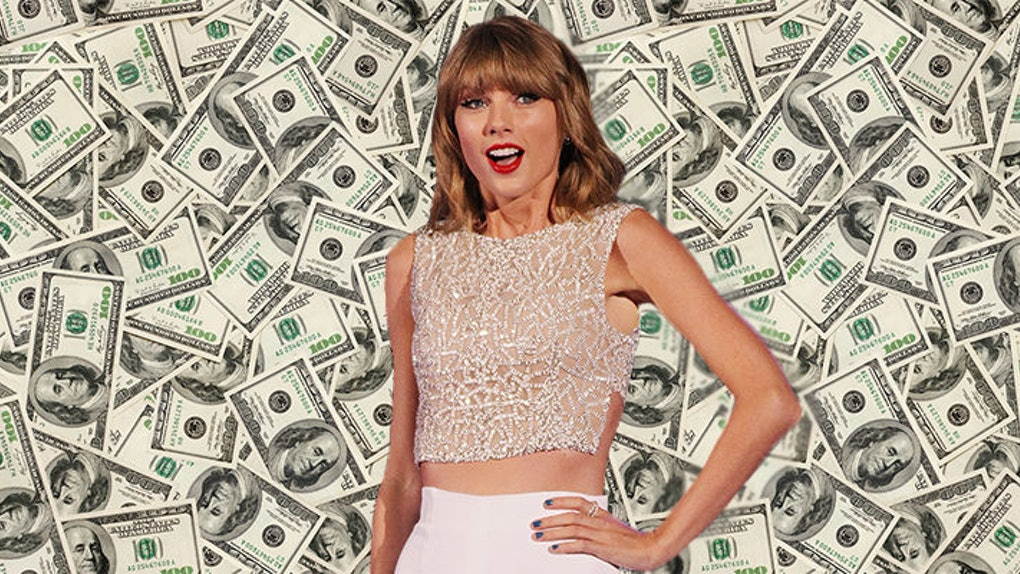 5 Things Taylor Swift Could Buy With Her 170 Million