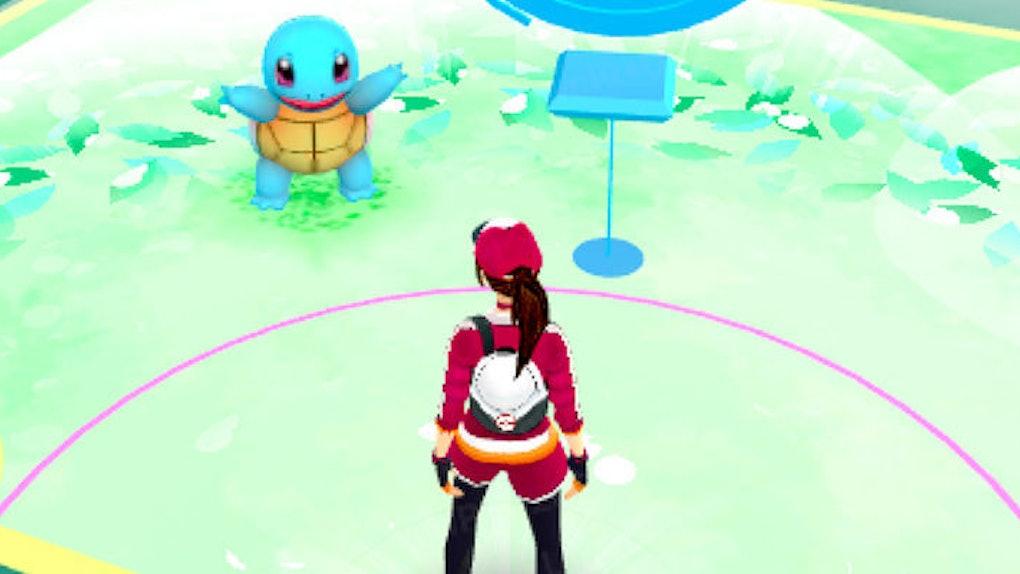 Twitter Pokemon Go