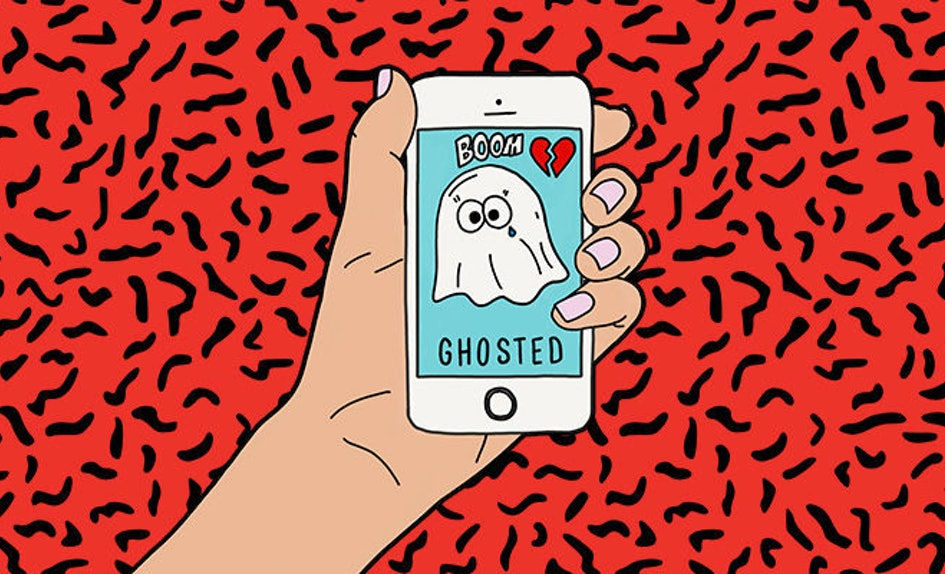 Ghosted after 3 months of dating