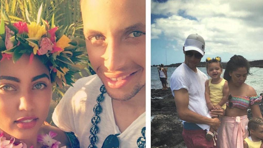 0b4a021d0e2f Ayesha And Steph Curry s Hawaiian Getaway Just Won Summer Vacation Goals