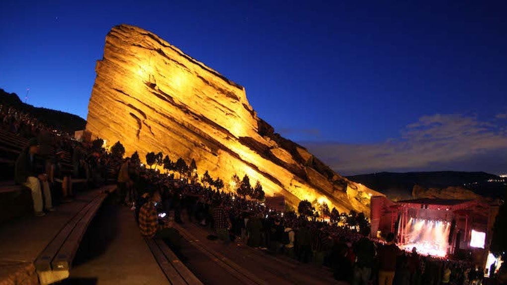 5 Reasons You Need To Attend A Red Rocks Concert This Summer