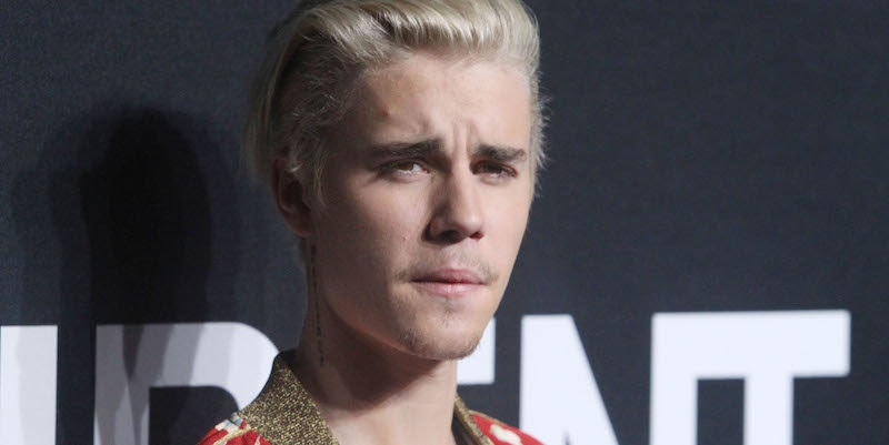 Justin bieber schwul Sex-Video Lange Peans