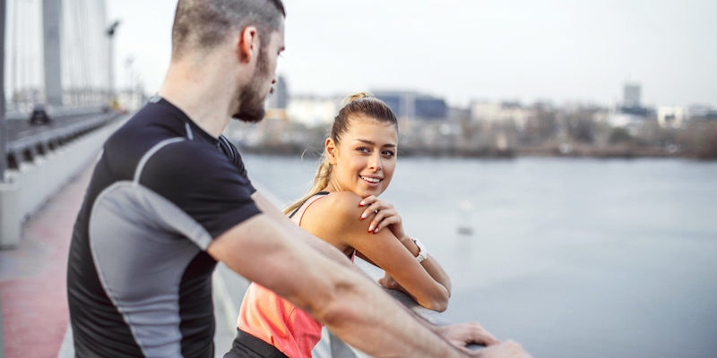 Personal trainer dating website