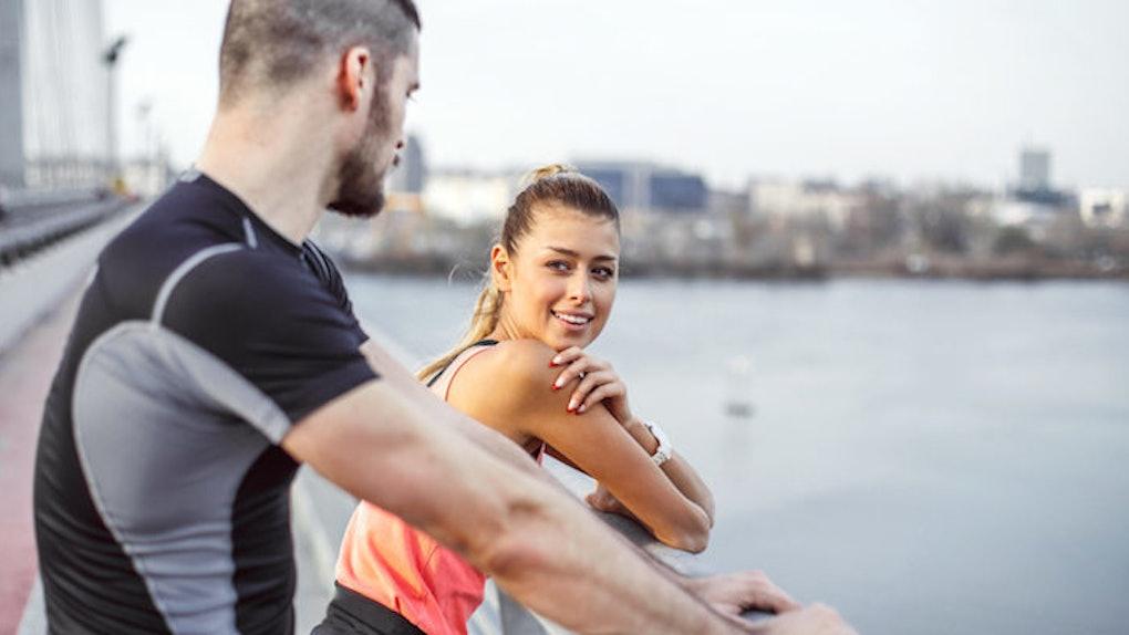 Personal Trainer dating joka on lerato sengadi dating