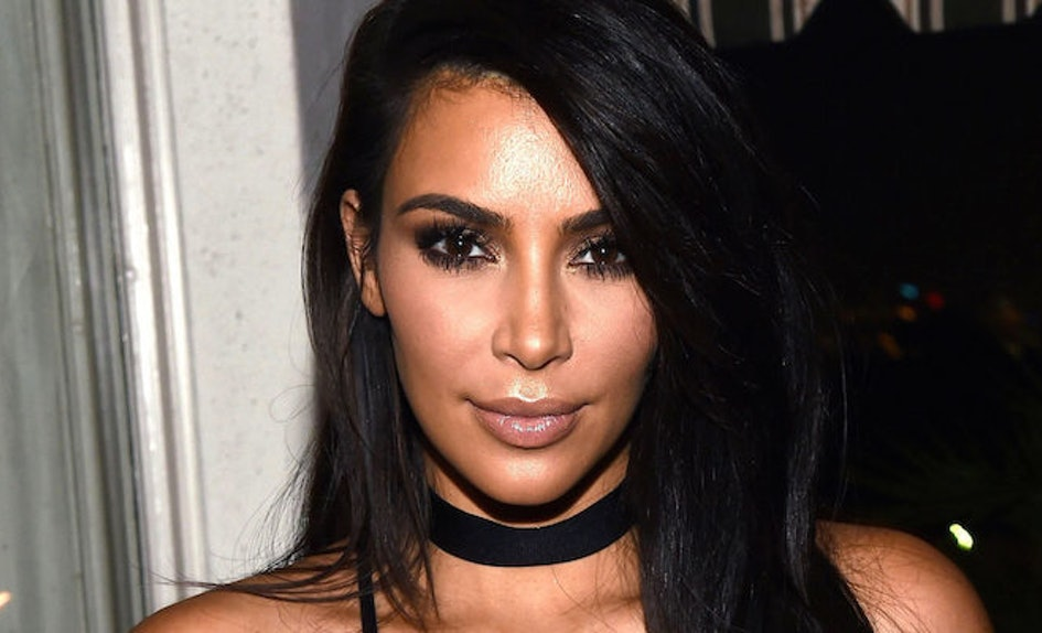 This Is Proof Kim Kardashians New Haircut Is Probably A Lie