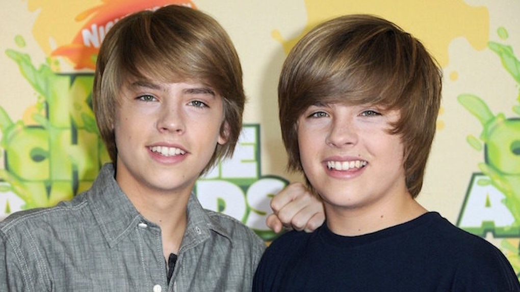 Can You Guess Which Sprouse Twin Is Which In These Photos?