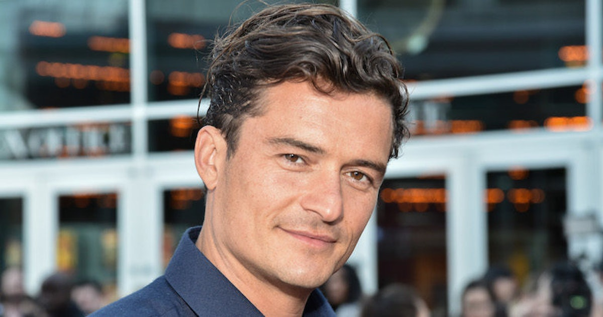 Orlando Bloom Went Paddle Boarding Completely Naked And -6220