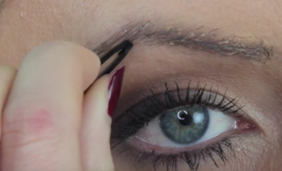 This Woman Cut Off Her Own Hair To Create Cara Delevingne Level Eyebrows