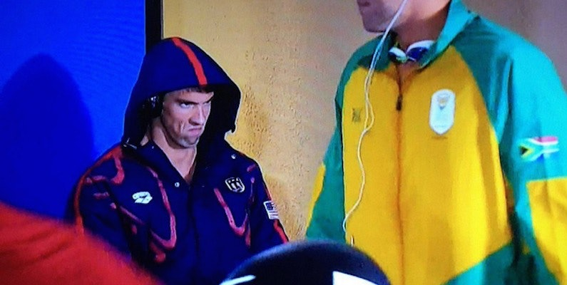 Funny Meme Faces 2016 : Phelps face is the sassy new meme taking over the olympics