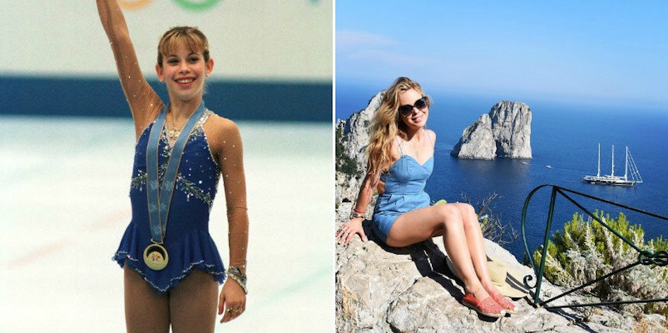 Olympic Figure Skater Tara Lipinski Is All Grown Up And A ...