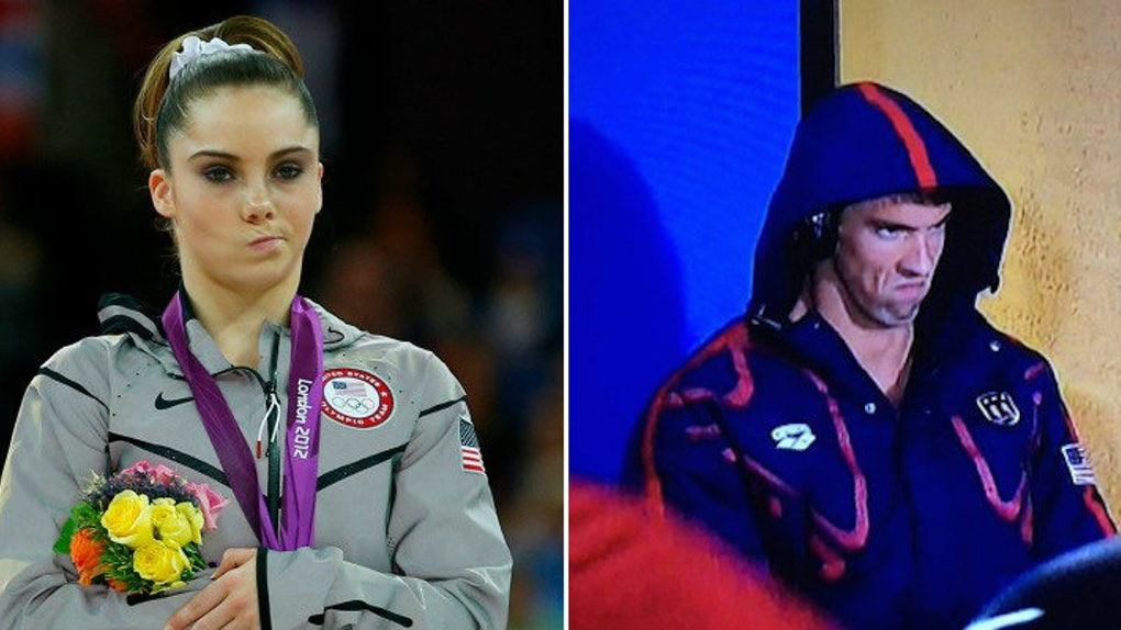 McKayla Maroney Is Definitely Impressed By The Viral Michael