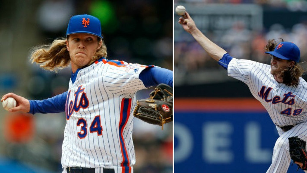 d3a992615e67b Noah Syndergaard And Jacob DeGrom Talk Style And The Power Of Chicken  Nuggets