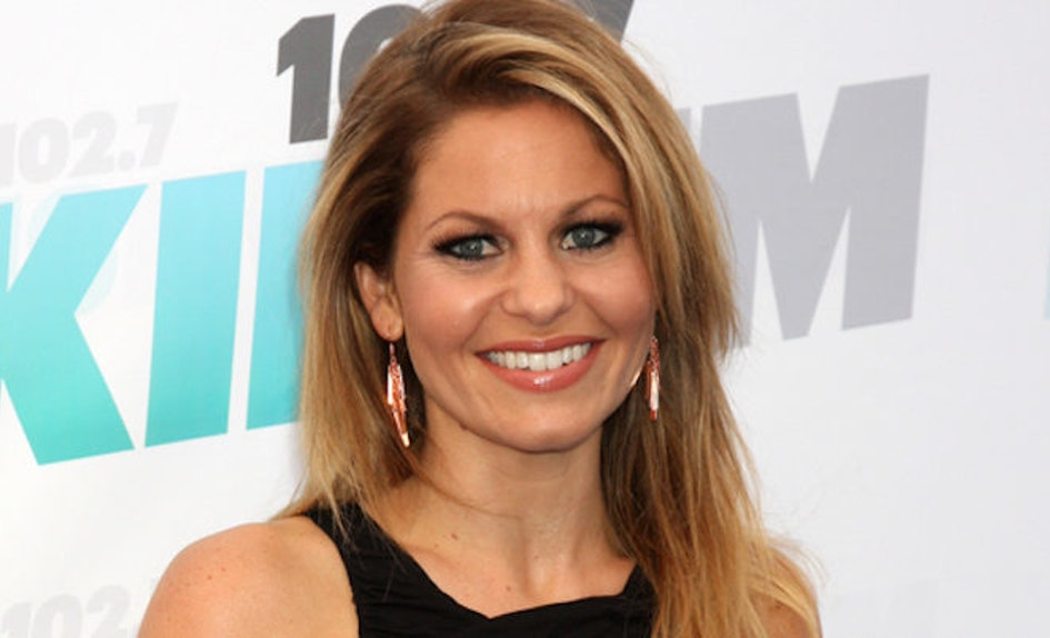 candace cameron bure of full house has a doppelgänger