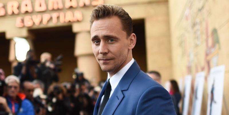 mentalt dating Tom Hiddleston