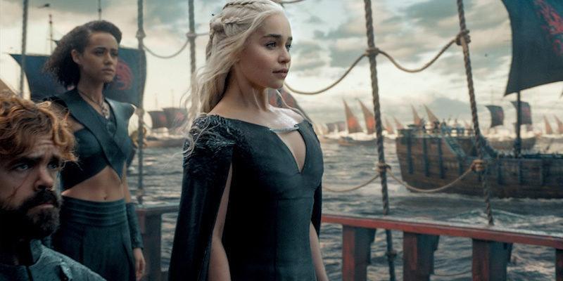Game of thrones season 7 cast