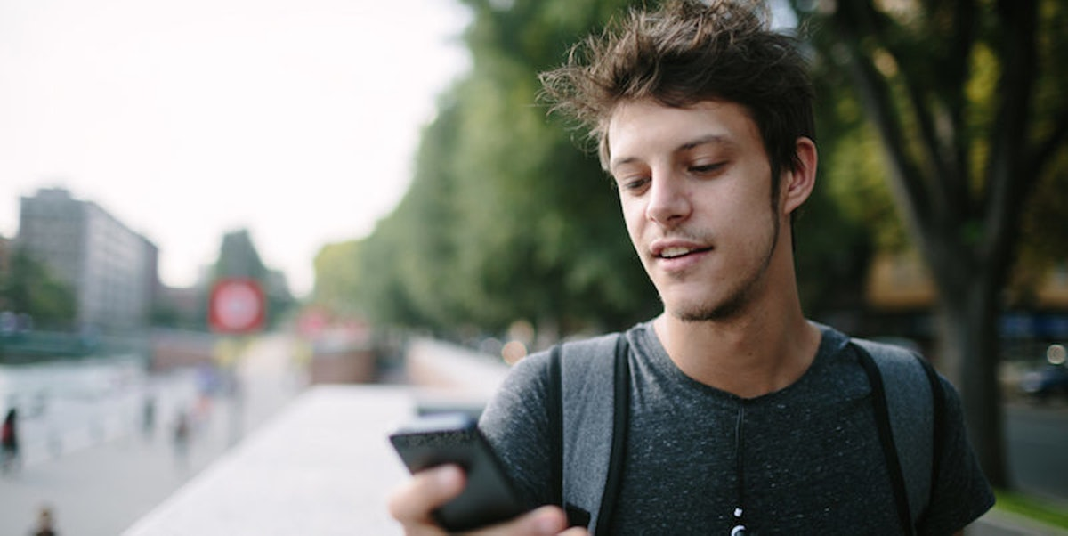 Guys reveal their perspectives on texting and how their texts change when they like you.