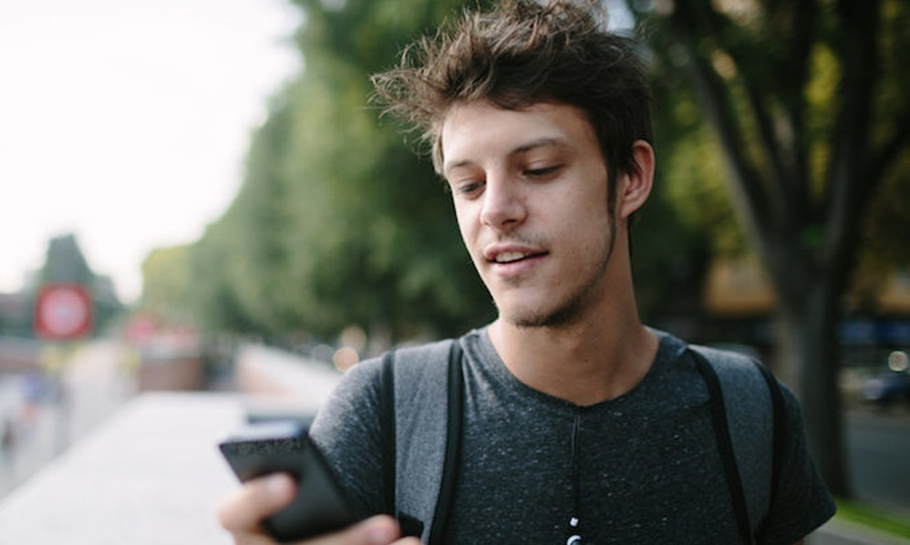 When to switch to texting online dating