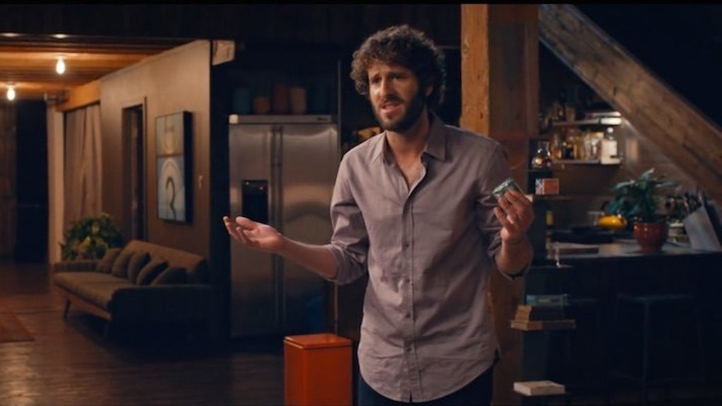 Lil Dicky Wont Let His Girlfriend Find An Excuse To Not Use A Condom