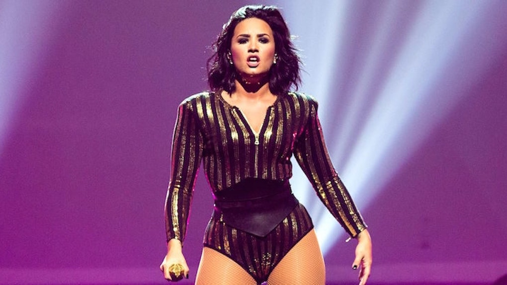 Demi Lovato Might Be Dating A Ufc Star She Picked Up At The Gym