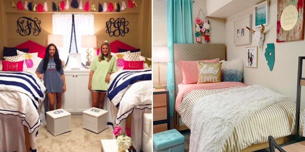 College Room Decor: 21 Ways You Can Deck Out Your Dorm Room On A Freshman Budget