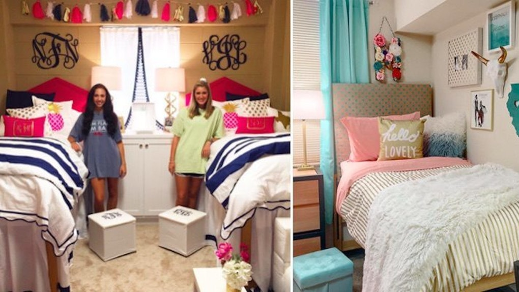 21 Ways You Can Deck Out Your Dorm Room On A Freshman Budget