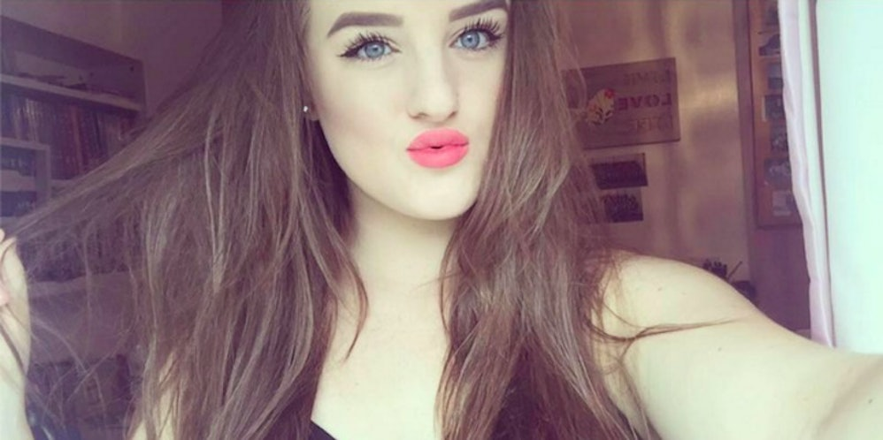 teen commits suicide after 'racist' selfie sent in private message leaks