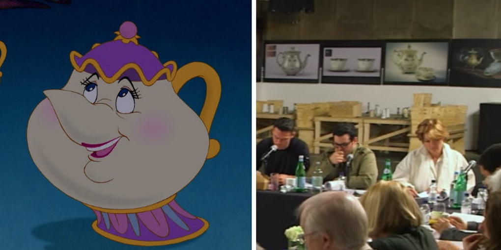 Mrs Potts In The New Beauty And The Beast Is Creepy