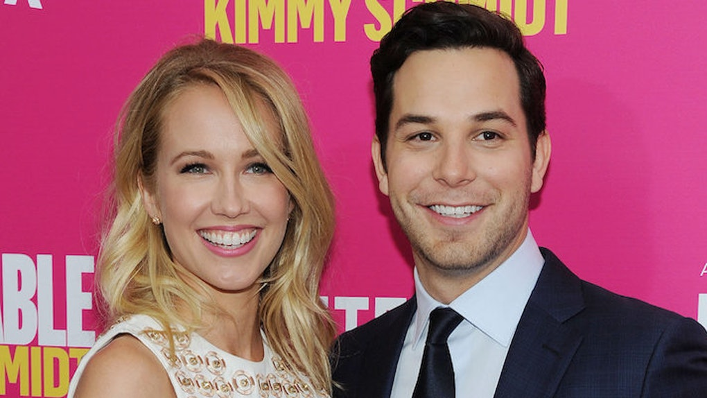 Anna Camp Wedding.Anna Camp Married Her Pitch Perfect Co Star In A Real Life Fairy Tale