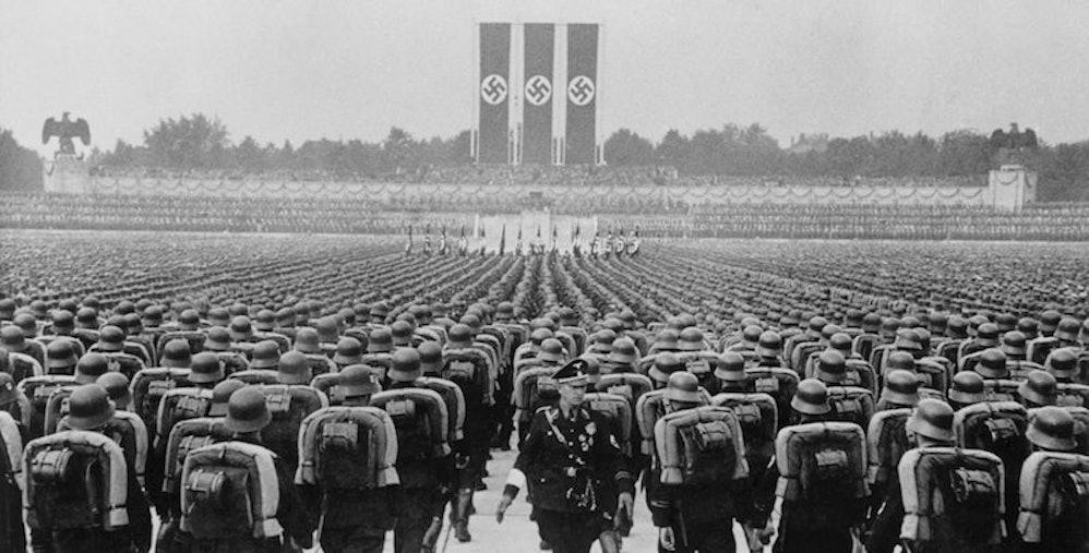 Everyone In Nazi Germany Drank Crystal Meth 'Like Coffee