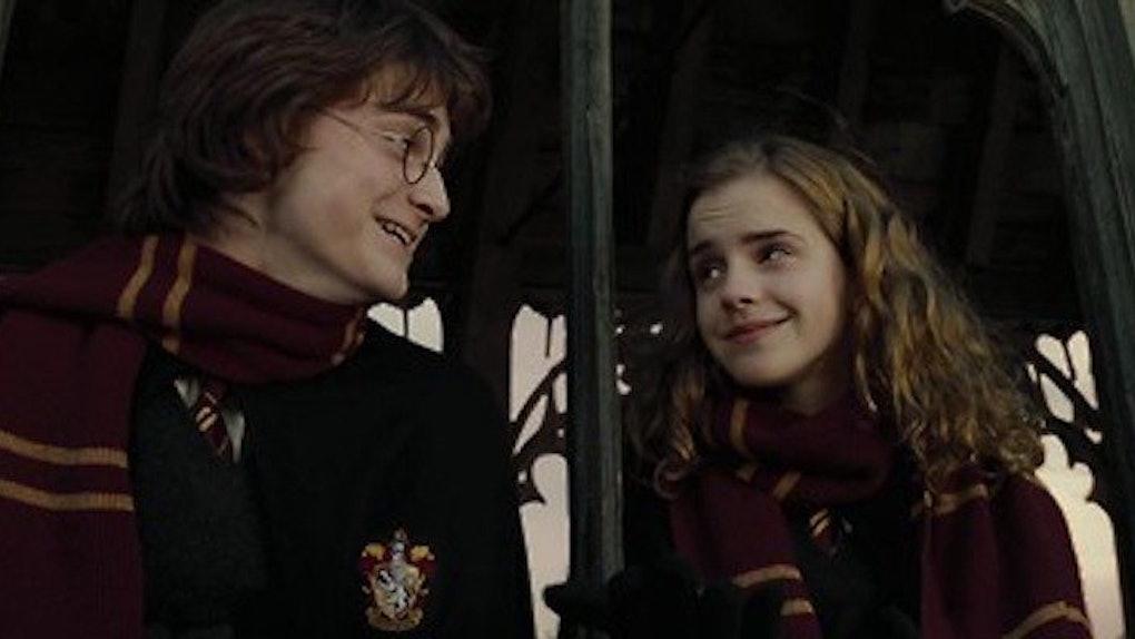 Harry Potter Fickt Hermine