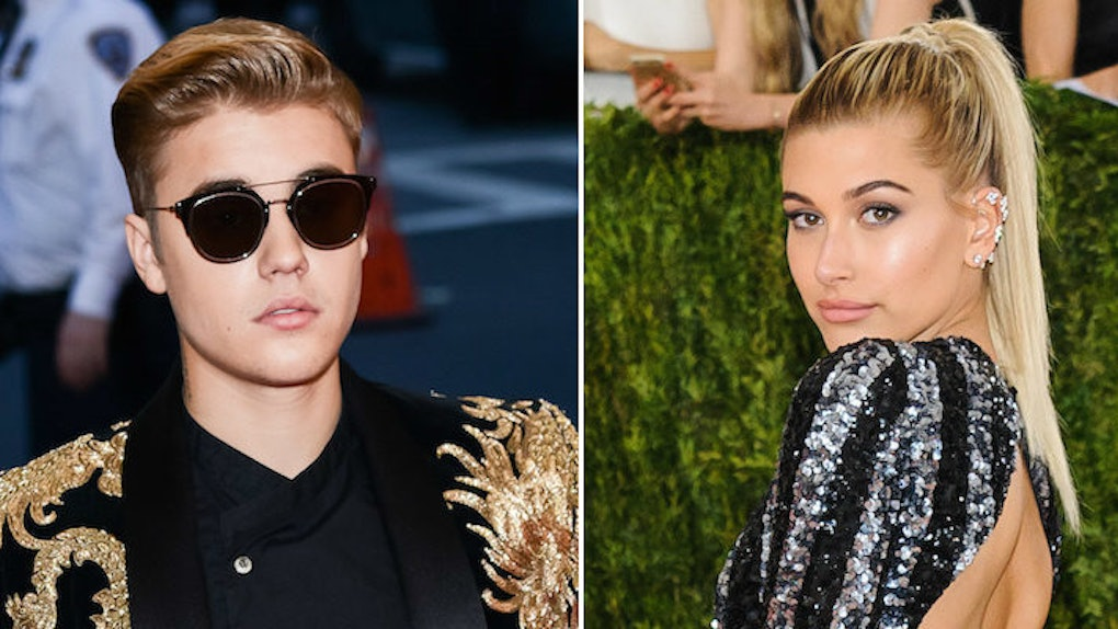 Justin Bieber And Hailey Baldwin Are In Paris After His Split With