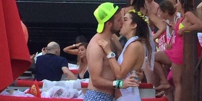 Do girls cheat at bachelorette parties
