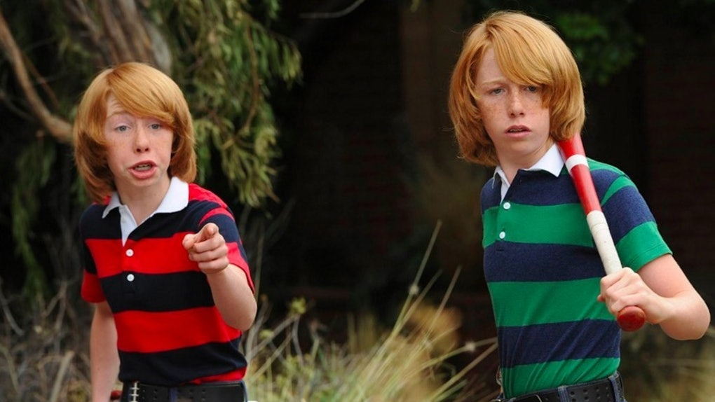It Looks Like The Creepy Twins From The Very First Episode Of 'AHS' Are Back