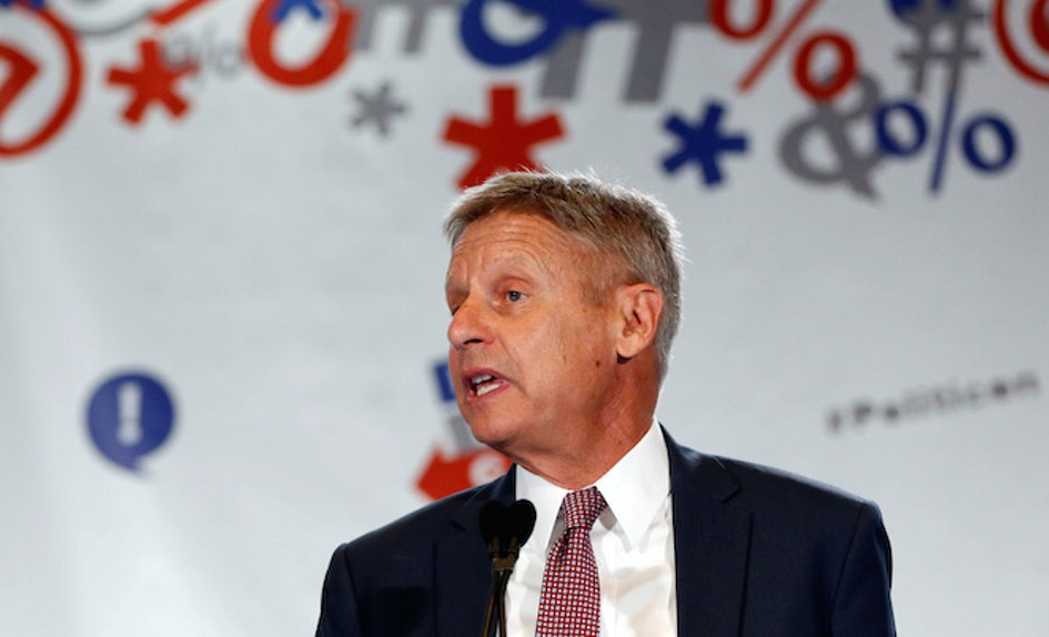 gary johnson couldn t name one foreign leader and everyone s blaming