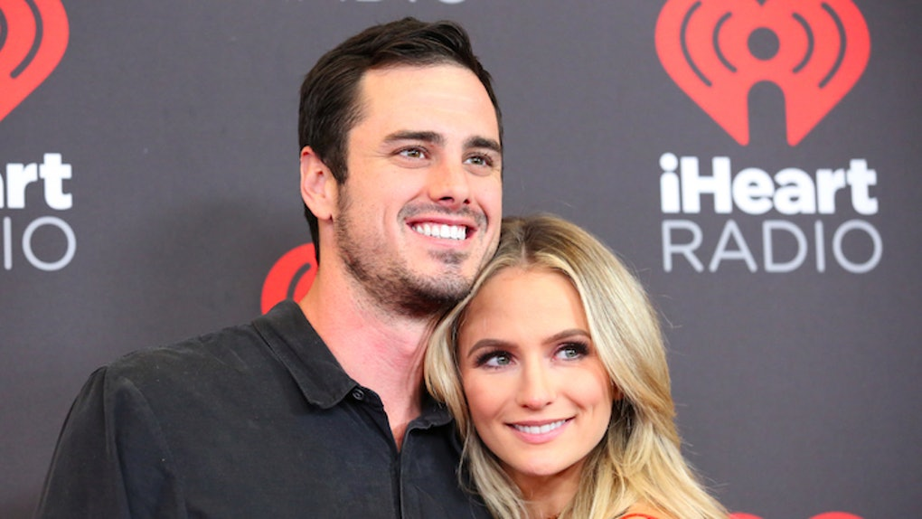 7d45bcf7a42 Ben And Lauren From  The Bachelor  Will Have A TV Wedding
